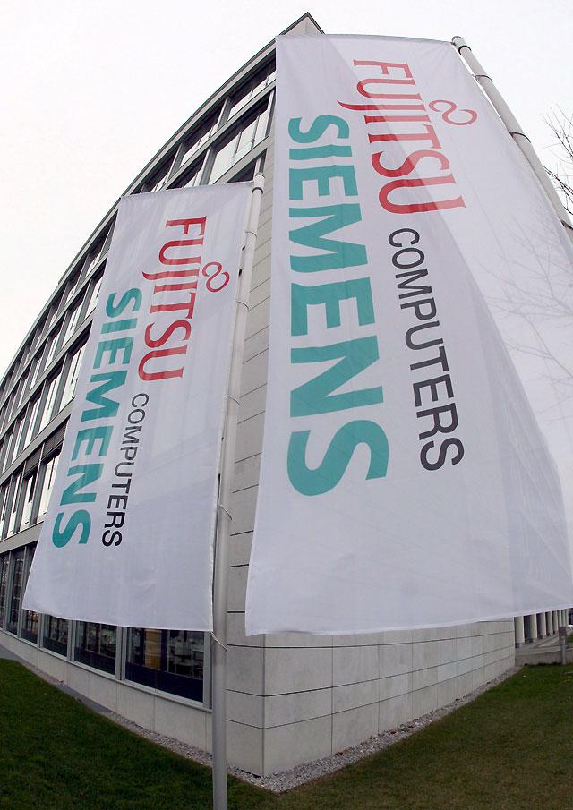 Siemens vende a Fujistsu el 50% de FSC por 450 millones y abandona el negocio informático