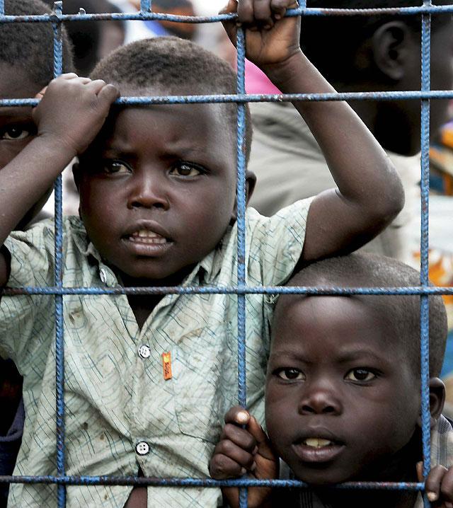 Unicef denuncia el reclutamiento de niños por rebeldes mai-mai en el Congo