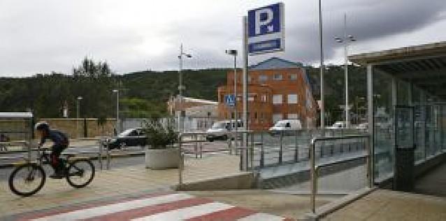 Las plazas del parking se sortearán en diciembre entre 33 adjudicatarios
