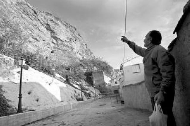 Un muro de contención protegerá la peña de Andosilla