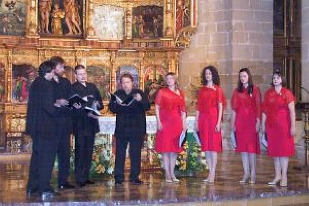 Recital de música rusa en la villa
