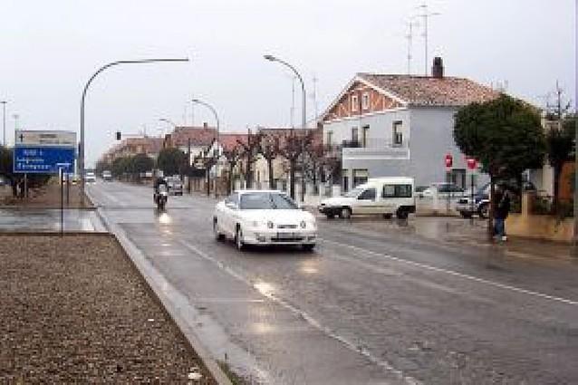 Corella iniciará en una semana la reforma de la avenida de Navarra