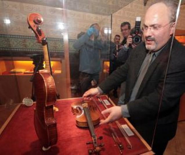 """El Gremio de Luthieres alerta de un """"daño irreparable"""" a un violín de Pablo Sarasate"""