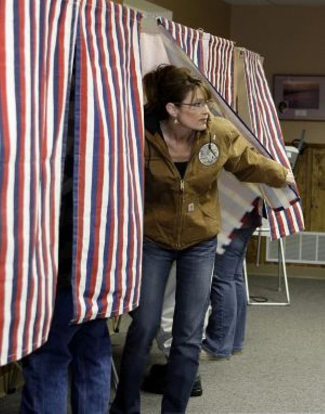 Obama y McCain lograron un récord de participación en las urnas presidenciales