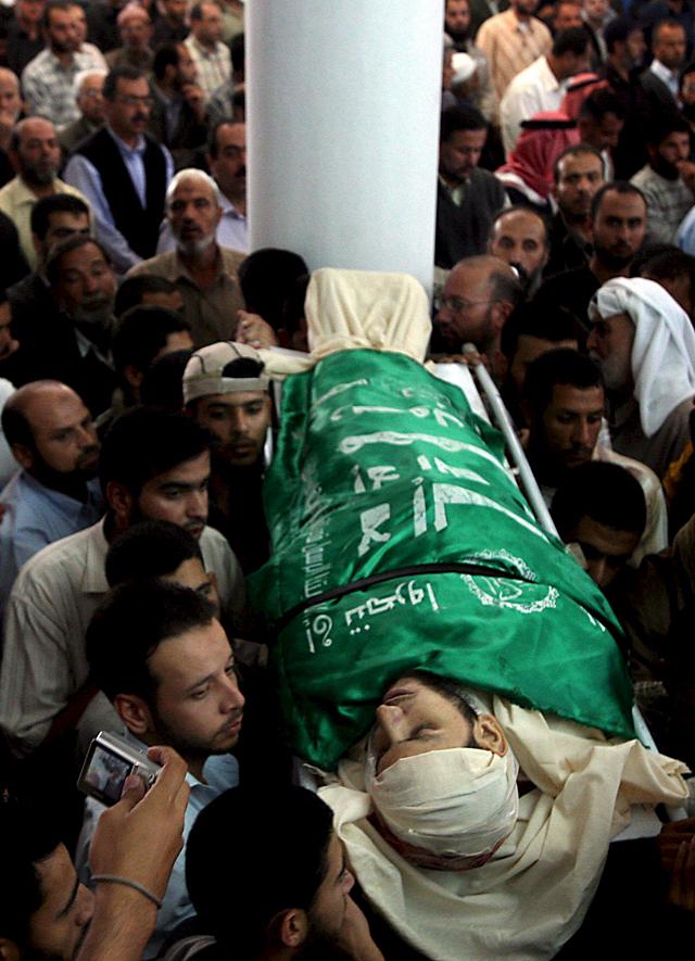 Una lluvia de cohetes palestinos alcanza el sur de Israel tras el ataque con seis muertos en Gaza