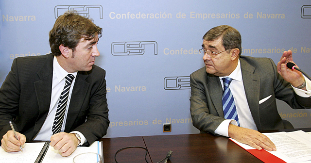 CEN y PSN afirman que la ruptura PP-UPN no afectará a la estabilidad de Navarra