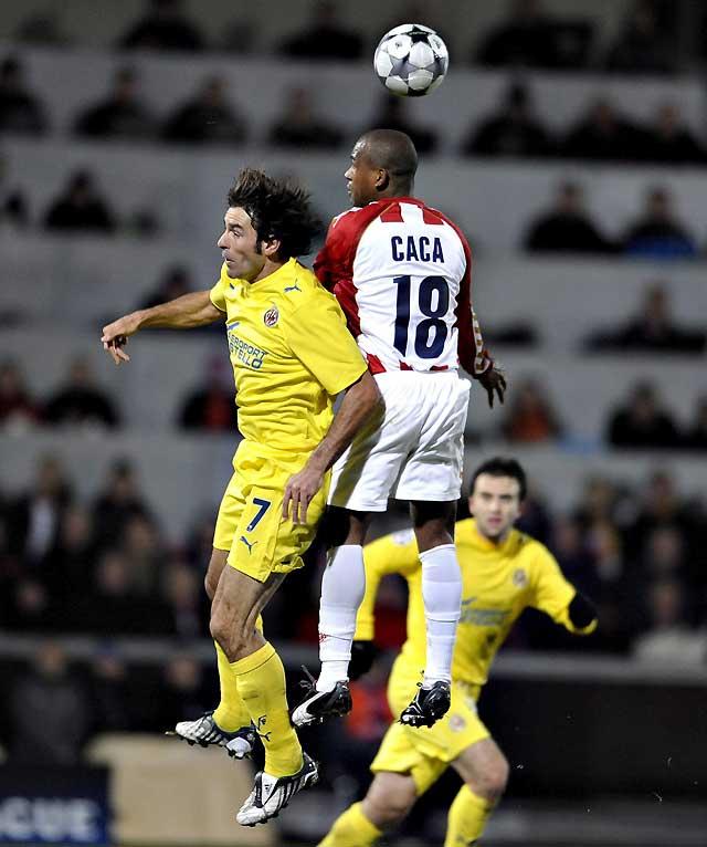 El Villarreal desperdicia dos ventajas para lograr la victoria en Aalborg (2-2)