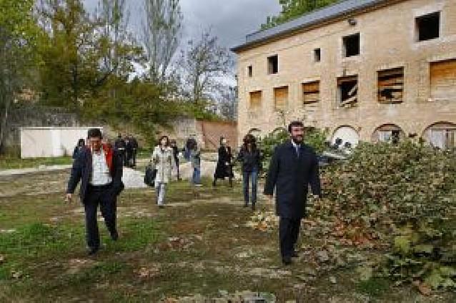 El paso de San Benito a museo arranca con un concurso de ideas en 2009