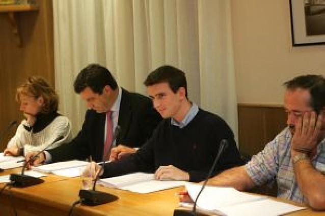 UPN y el PSN avalan la legalidad del plan municipal de Egüés