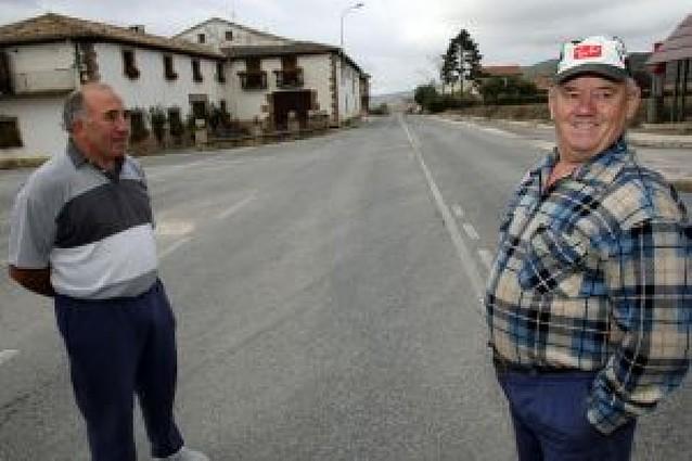 """Una calle más"" para Monreal e Idocin"
