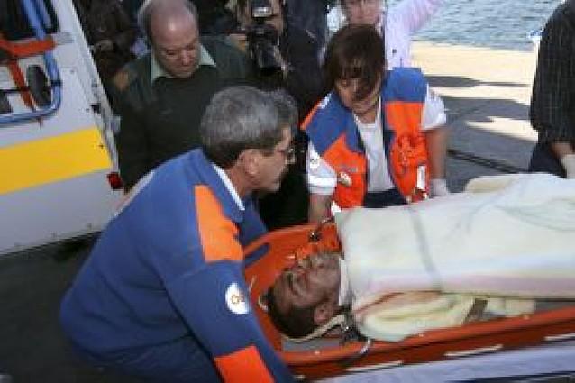 Un marinero mata al capitán de un mercante italiano frente a la costa gallega
