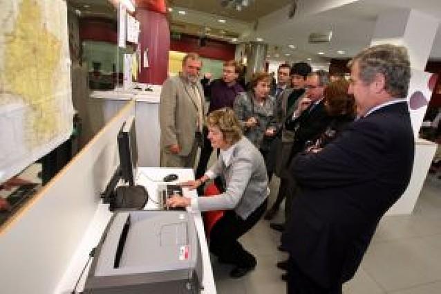 Sanz anuncia un acuerdo para firmar el IV Plan de Empleo