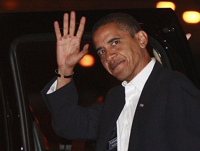 Obama comienza la transición tras su histórica elección