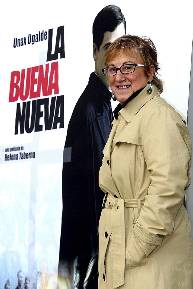 """Helena Taberna: """"Mi cine coincide con un pálpito social"""""""