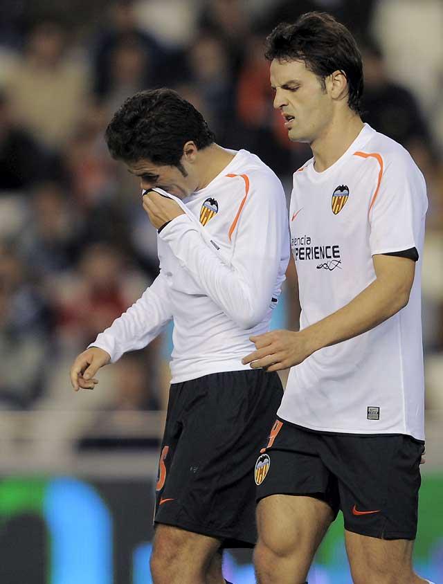 El Valencia también pincha en casa contra el Copenhague (1-1)