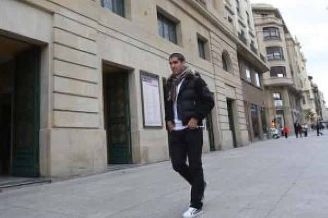 """Raúl García: """"Prefiero perder contra Osasuna que contra el Madrid"""""""