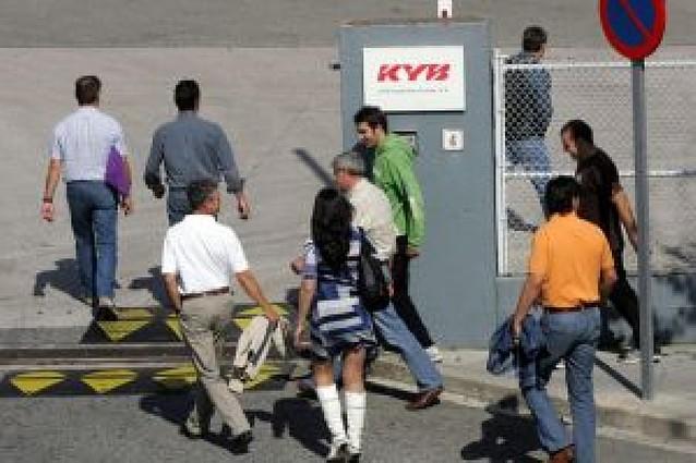 KYBSE baraja un segundo ERE de 20 días más este año