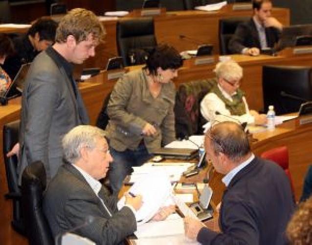 El PSN dice que acertó al no pactar con NaBai el Gobierno de Navarra