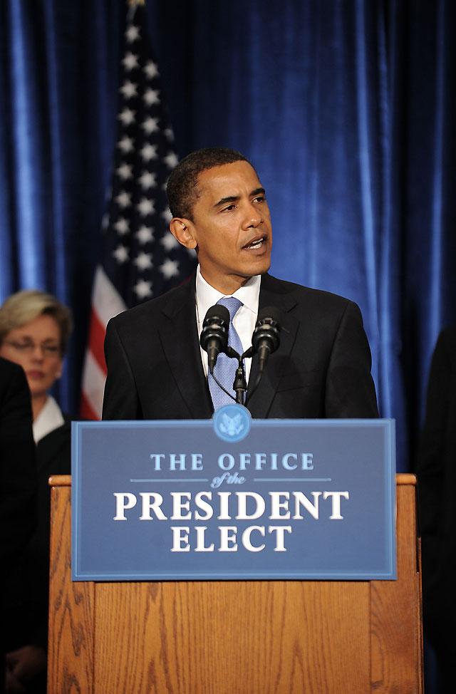 """Obama anuncia un """"plan de rescate"""" para la clase media y ayudas al desempleo"""