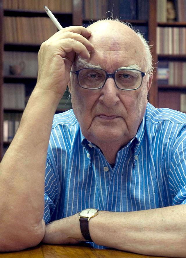 Andrea Camilleri desvela en un libro los secretos del jefe de la Cosa Nostra
