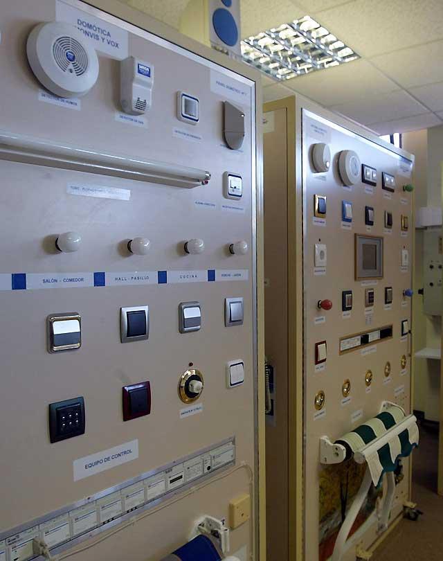 Un consorcio navarro desarrolla sistemas pioneros de gestión domótica para el hogar