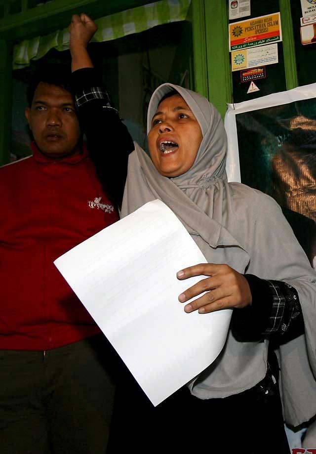 Indonesia ejecuta a los tres condenados a muerte por los atentados de Bali