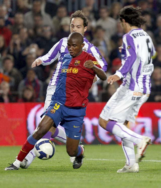 """El Barcelona le hace un """"set"""" al Valladolid (6-0)"""