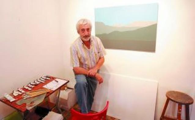 """Pedro Salaberri """"Los domingos me despierto con el sonido de mis obsesiones"""""""