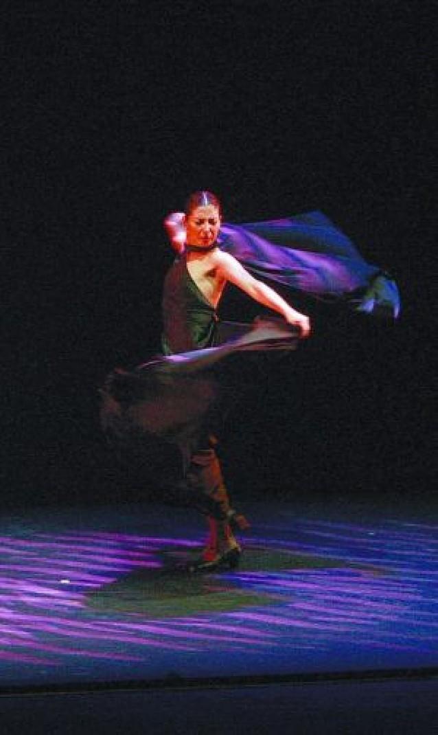Sara Baras danza una nueva Carmen