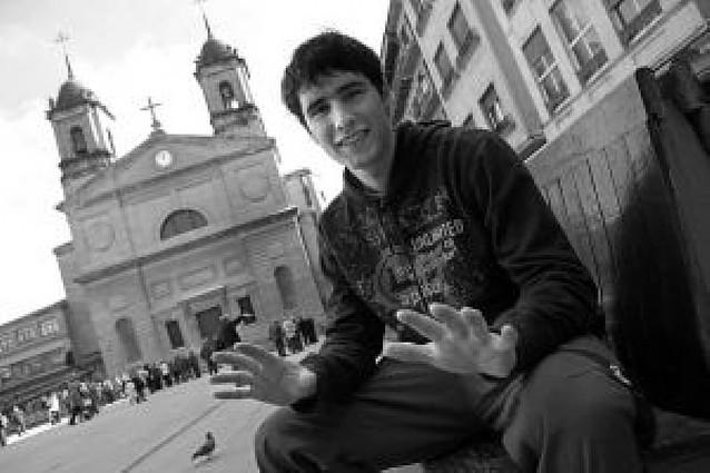 Arkaitz Peña, a por la txapela navarra