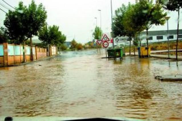 Los afectados por inundaciones piden soluciones al ayuntamiento