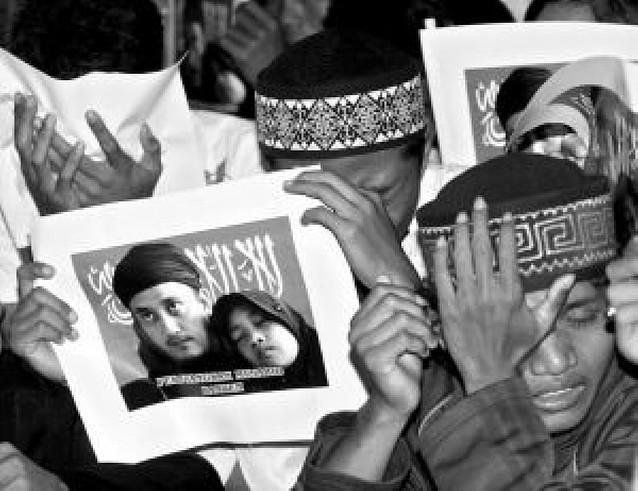 Ejecutan a los tres condenados por los atentados de Bali