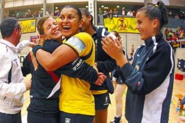 El Itxako arrolla a las serbias en su camino tras la Copa EHF