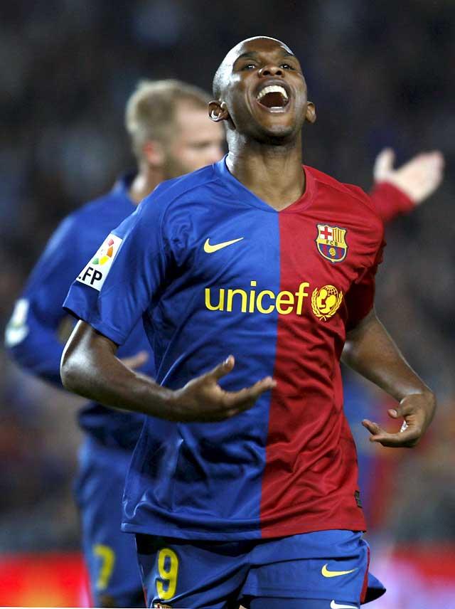 "Eto""o fulmina al Valladolid"