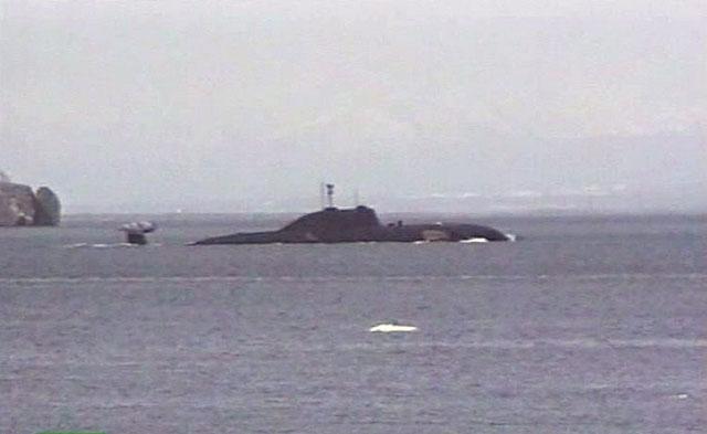 Más de 20 muertos en un accidente en un submarino nuclear ruso