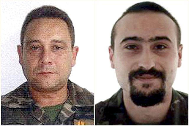 Una furgoneta suicida acaba con la vida de dos militares españoles en Afganistán