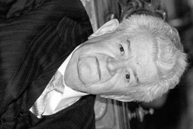 El tenor navarro Esteban García Leoz recibirá un homenaje en Madrid