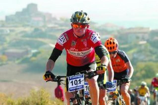 Un ejemplar de ciclista total