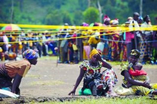 Llamamiento urgente por el Congo en Naciones Unidas