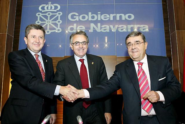 La Agencia Navarra de la Innovación y la Fundación para la Diversificación buscan nuevos yacimientos de empleo