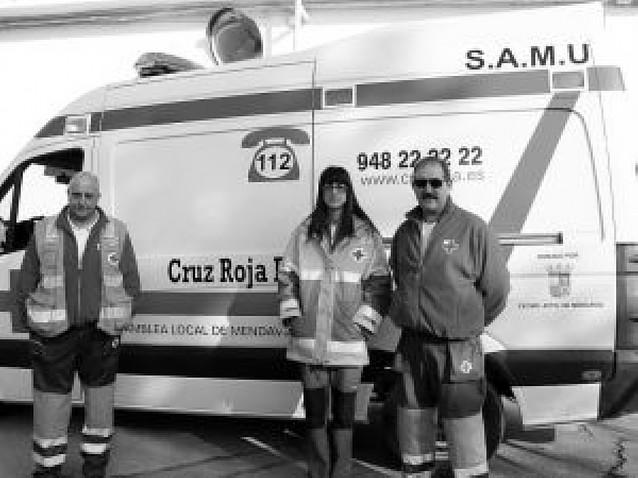 La asamblea local de Cruz Roja comienza su actividad en Mendavia