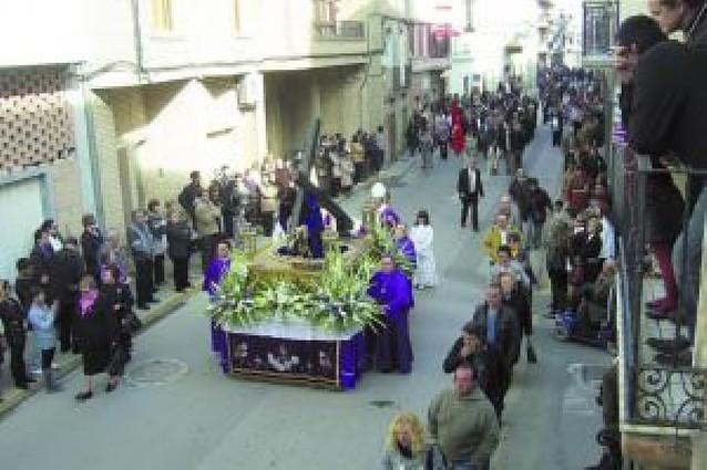 Murchante celebra el Cristo de la Buena Siembra