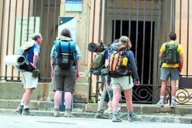 El Camino de Santiago atrae al 23% del turismo de Pamplona