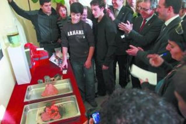 Las Semanas de la Ciencia arrancan en Puente la Reina con una exposición escolar