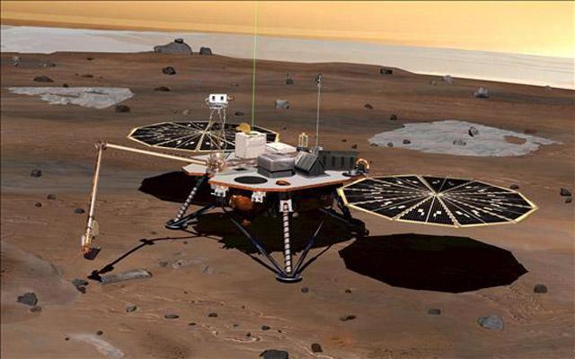 "La sonda marciana ""Phoenix"" es declarada oficialmente ""muerta"""