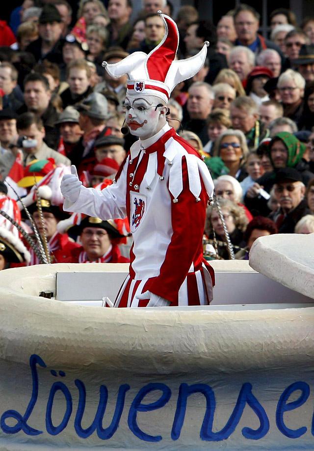 Alemania inaugura oficialmente el Carnaval