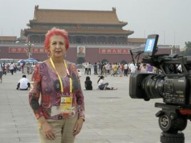 Rosa María Calaf se prejubila y abandona Televisión Española