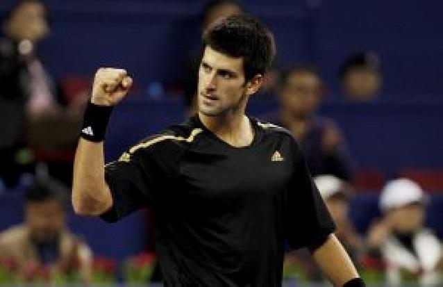 Djokovic, primer semifinalista en la Copa Masters