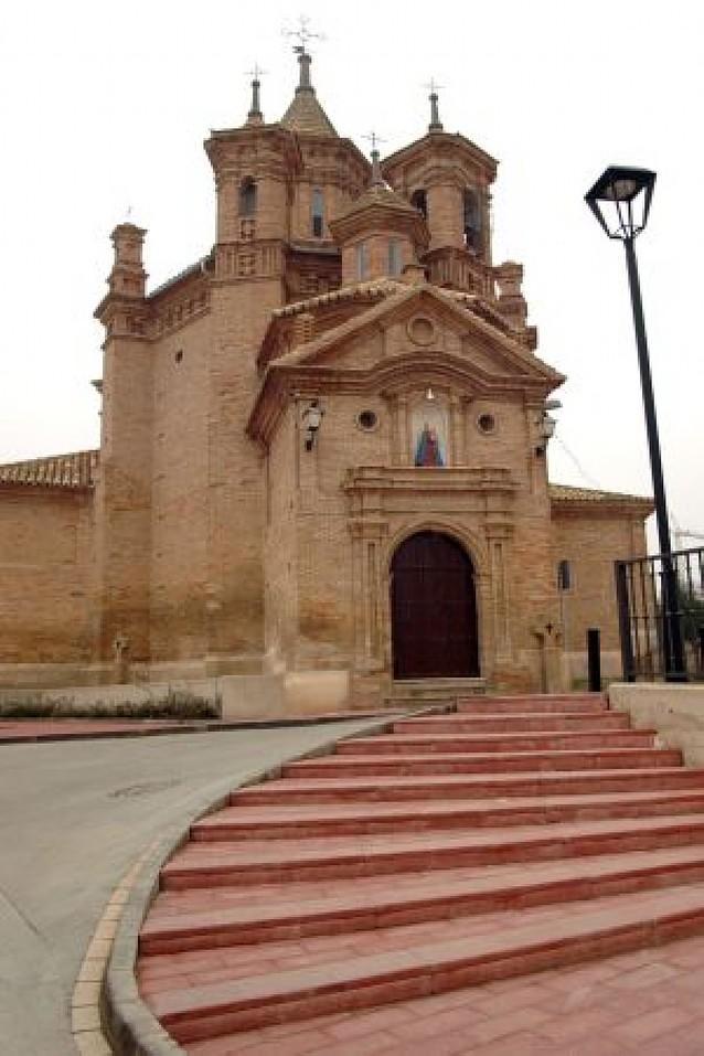 La localidad inaugura el domingo la reforma de la ermita Virgen del Patrocinio