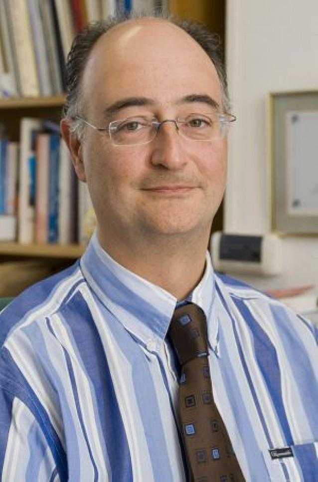 El doctor Olaguíbel, (Virgen del Camino) presidente nacional de los alergólogos
